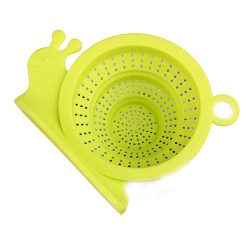 Tea Infuser - Snail - Green-DINING + KITCHEN-PropShop24.com