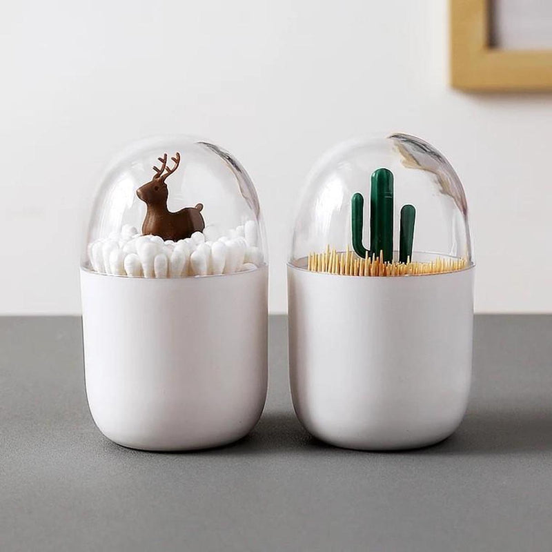 Cotton Bud Holder-ORGANIZERS-PropShop24.com