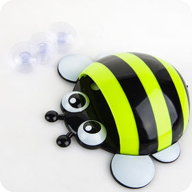 Toothbrush Holder - Bee - Green-HOME-PropShop24.com