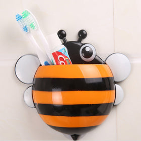 Toothbrush holder - Bee - Orange-HOME-PropShop24.com