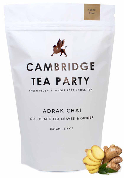 Adrak Chai - 250g - Cambridge Tea Party-FOOD-PropShop24.com