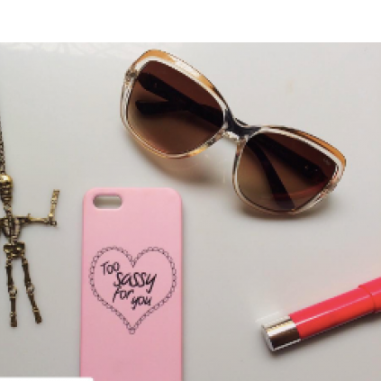 phone cover - too sassy for you-Gadgets-PropShop24.com