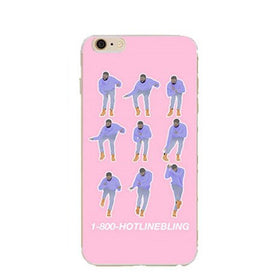 Phone Cover - Dancing Drake - IPHONE 6 or 6S-Gadgets-PropShop24.com