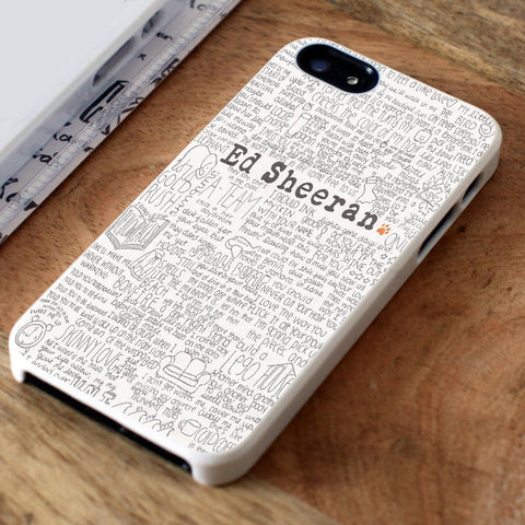 phone cover - ed sheeran-Gadgets-PropShop24.com