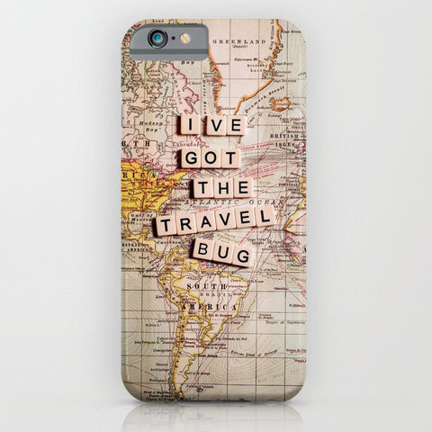 phone cover - travel bug-Gadgets-PropShop24.com