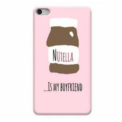 phone cover - Nutella is my bf-Gadgets-PropShop24.com