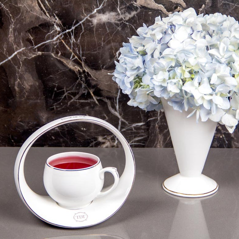 Cup And Saucers - Moonlight Sonata Cup And Saucers-DINING + KITCHEN-PropShop24.com