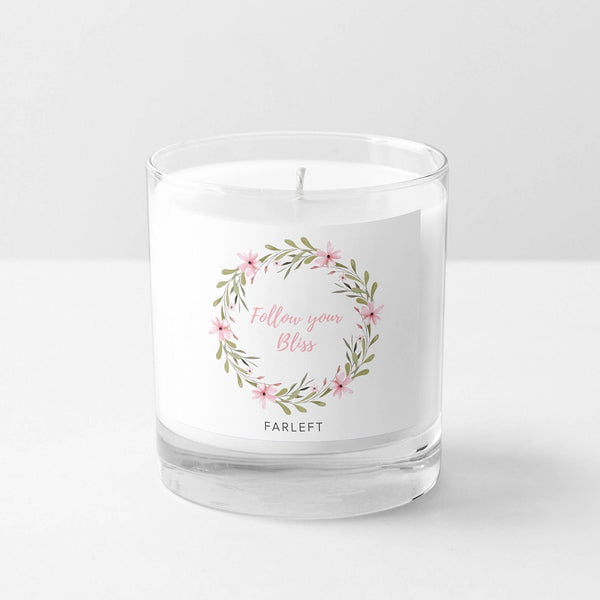 Candle - Follow Your Bliss-HOME-PropShop24.com