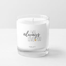 Candle - I Will Always Love You-HOME-PropShop24.com