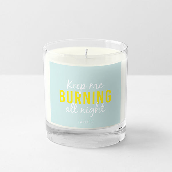 Candle - Keep Me Burning-HOME-PropShop24.com