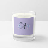 Candle - Lemongrass - Monogram Purple-HOME-PropShop24.com