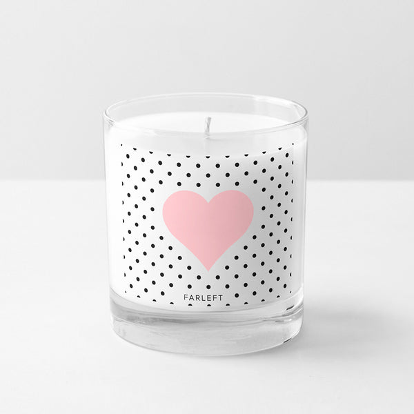Candle - Polka Dotted Love-HOME-PropShop24.com
