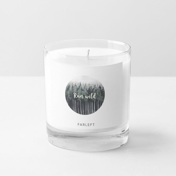 Candle - Run Wild-HOME-PropShop24.com