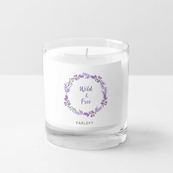 Candle - Wild And Free-HOME-PropShop24.com