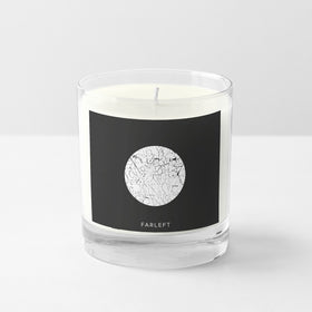 Candle - Crackle White-HOME-PropShop24.com