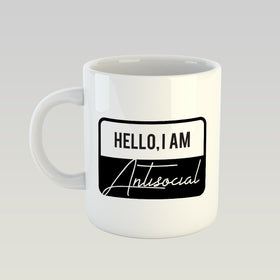 Coffee Mug - Hello Anti Social-HOME-PropShop24.com