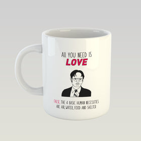 Coffee Mug - Love Dwight-HOME-PropShop24.com