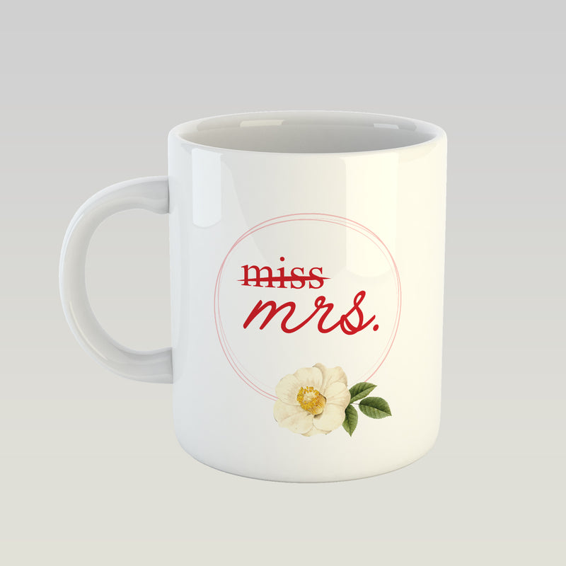 Coffee Mug - Miss To Mrs-DINING + KITCHEN-PropShop24.com