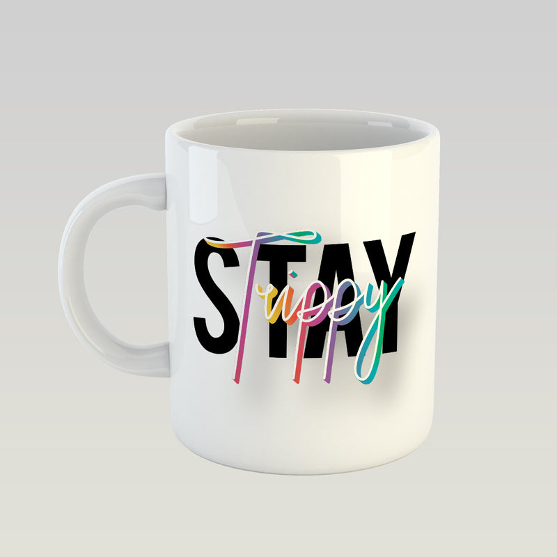 Coffee Mug - Stay Trippy-DINING + KITCHEN-PropShop24.com