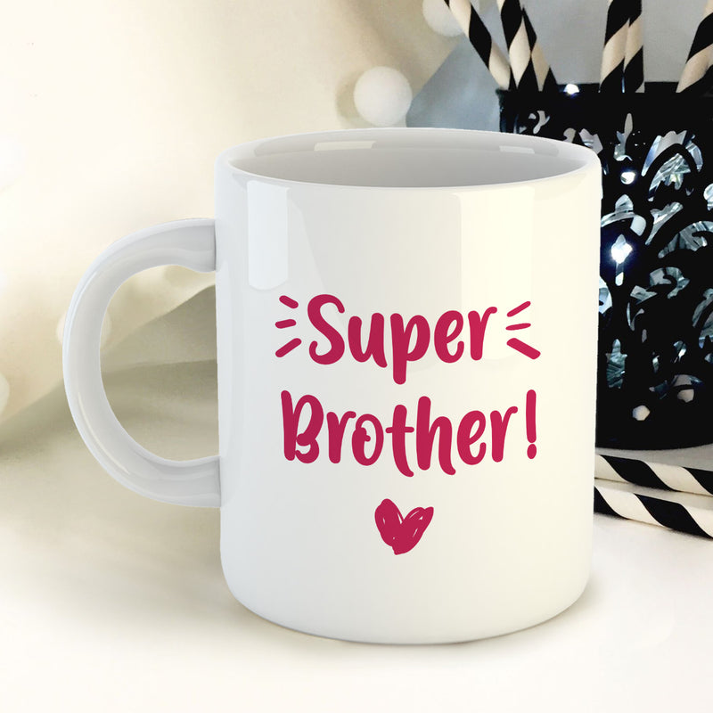 Coffee Mug - Super Brother-DINING + KITCHEN-PropShop24.com
