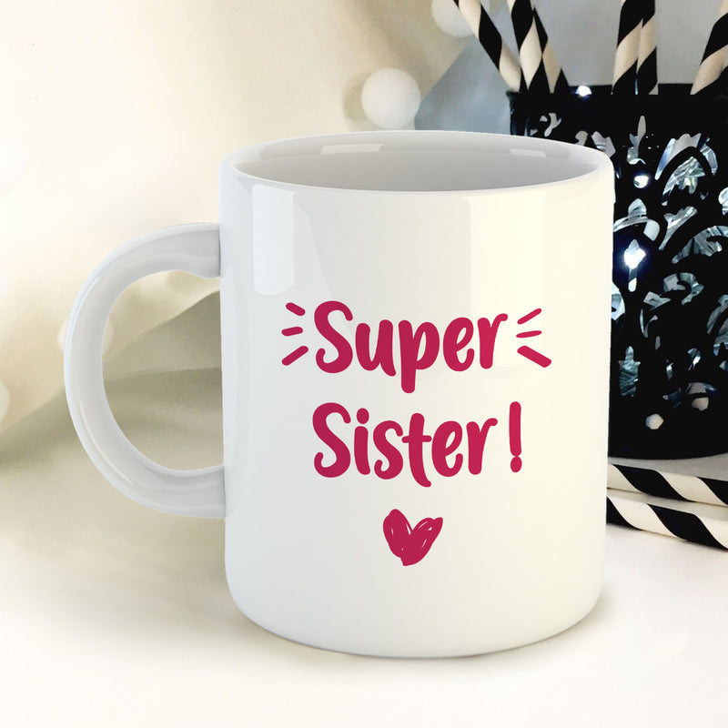 Coffee Mug - Super Sister-DINING + KITCHEN-PropShop24.com
