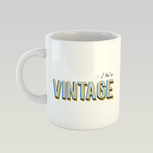 Coffee Mug - Vintage-DINING + KITCHEN-PropShop24.com