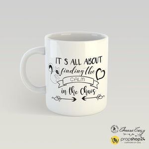 Coffee Mug - Calm In The Chaos-DINING + KITCHEN-PropShop24.com