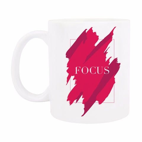 Coffee Mug - Focus