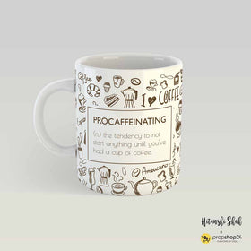 Coffee Mug - Procaffeinating-Home-PropShop24.com
