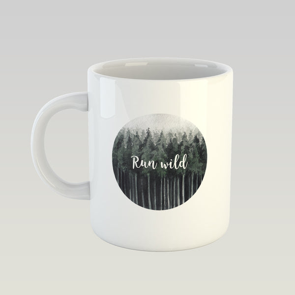 Coffee Mug - Run Wild-HOME-PropShop24.com