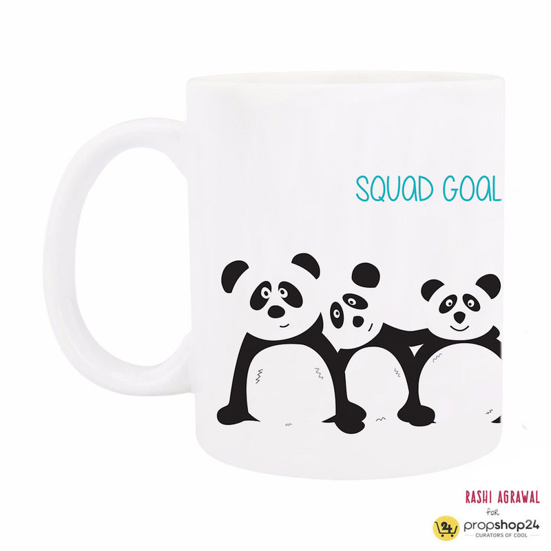 Coffee Mug - Squad Goals-DINING + KITCHEN-PropShop24.com