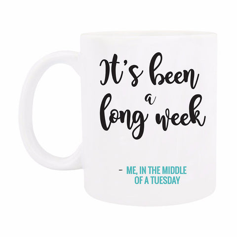 Coffee Mug - Tuesday