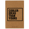 Cooler Notebook- Blank Pages-NOTEBOOKS + JOURNALS-PropShop24.com