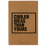 Cooler Notebook- Blank Pages-Stationery-PropShop24.com