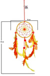 Dreamcatcher - Yellow - Small-HOME ACCESSORIES-PropShop24.com