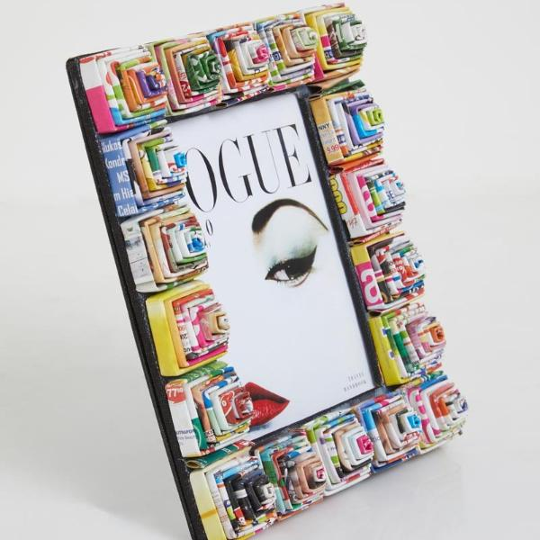 Recycled Swirls Photo Frame-HOME-PropShop24.com