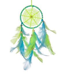 Dreamcatcher - Neon Green And Blue-HOME ACCESSORIES-PropShop24.com