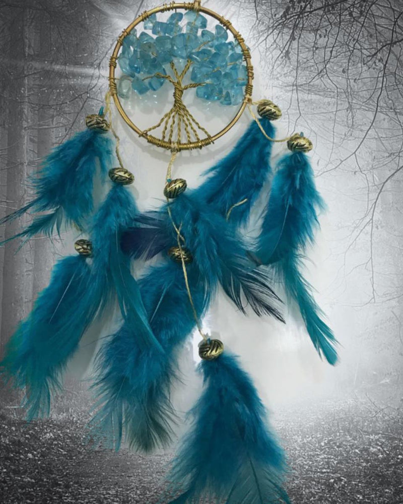 Dreamcatcher - Healing Tree-HOME ACCESSORIES-PropShop24.com