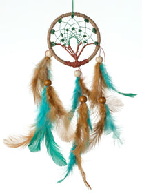 Dreamcatcher - Earthy Tree Car Hanging-HOME-PropShop24.com