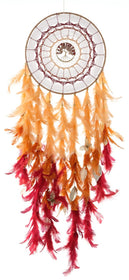 Dreamcatcher - Large Maroon Healing Treewall Hanging-HOME ACCESSORIES-PropShop24.com