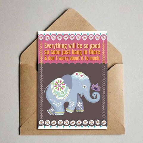 Greeting Card - Everything will be so good.-Stationery-PropShop24.com