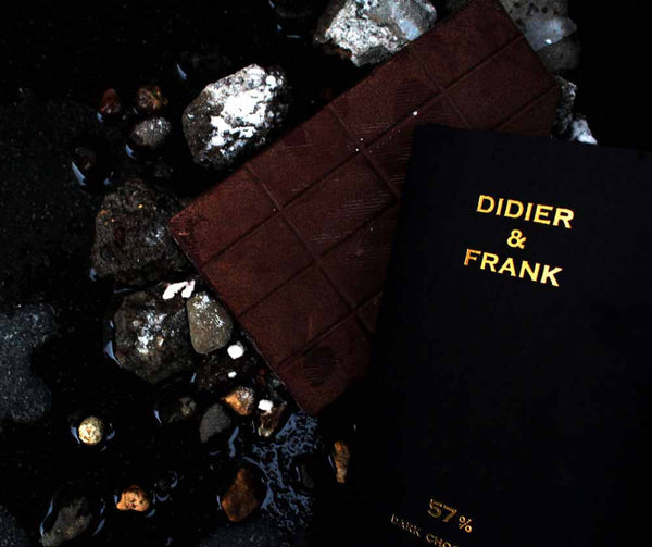 57% Dark Chocolate - 100g - Didier & Frank-Food-PropShop24.com