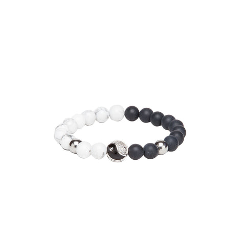 Bracelet - Black And White-Fashion-PropShop24.com