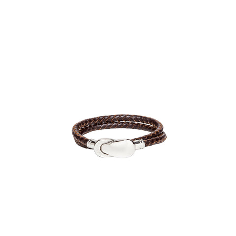 Bracelet - Brown Leather-Fashion-PropShop24.com