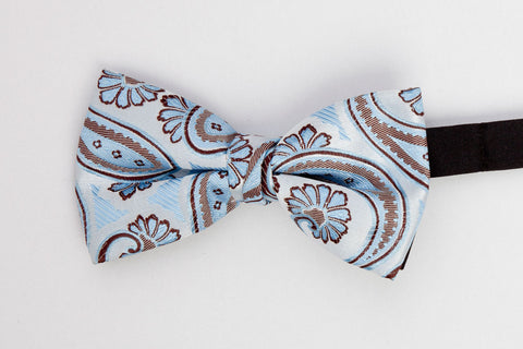 BOWTIE - LIGHT BLUE FLORAL