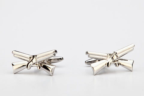 Cufflinks - CROSS GUNS
