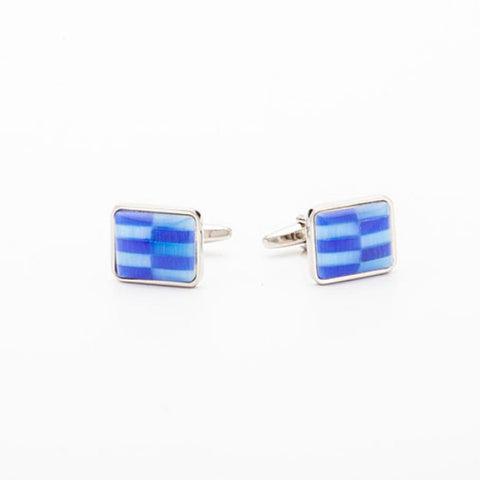 Cufflinks - B & B RECTANGLE