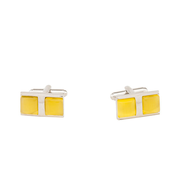Cufflinks - Green Stones-Fashion-PropShop24.com