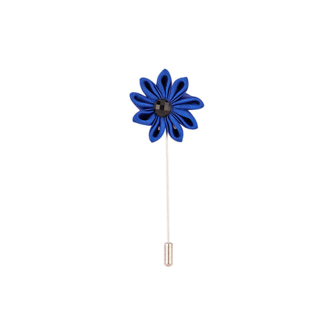 Lapel Pin - Blue Sunflower-Fashion-PropShop24.com