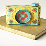 DIY Camera - COLORFUL YELLOW-STATIONERY-PropShop24.com